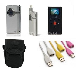 8GB Digital Camcorder Bundle