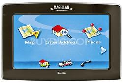 Magellan Maestro 4250 Portable Car GPS Navigation System
