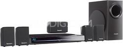 BuyDig - Panasonic 1,000W 5.1 Blu-ray Home Theater System - $275
