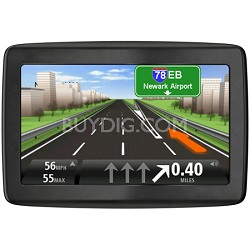TomTom VIA 1505TM 5 inch GPS Navigator with Lifetime Traffic & Map Updates, 4GB Internal Flash Memory