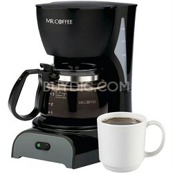 Price Drop: Mr. Coffee DR5 4-Cup Switch Coffeemaker