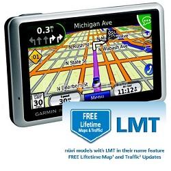 BuyDig - Garmin Nuvi 1350LMT 4.3-inch GPS w/ Lifetime Maps - $139.97