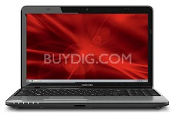 Toshiba Satellite P775-S7160 17.3 inch 6GB (8GB Max) LED Notebook Computer with 2.2Ghz Intel Core i7-2670QM Processor, 750GB HDD, Webcam