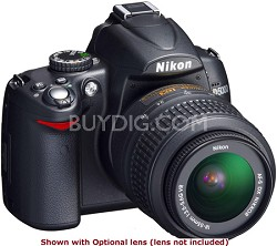 Nikon D5000 DX-Format Digital SLR Body