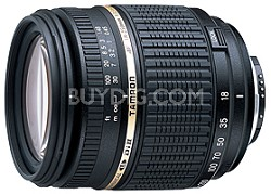 Tamron 18-250mm F/3.5-6.3 AF Di-II LD IF Macro Lens for EOS, With 6-Yr Warranty