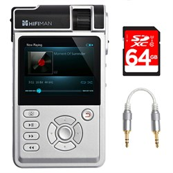 HiFiMAN High Fidelity Portable Music Player w/ Standard A...