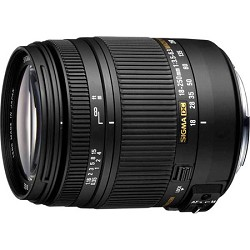 Sigma 18-250mm F3.5-6.3 DC HSM Macro A-Mount Lens for Son...
