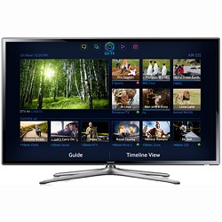 Samsung UN60F6300 - 60 inch 1080p 120Hz Smart WiFi LED HDTV