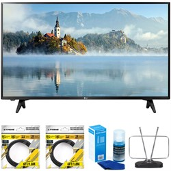 LG 43 inch Full HD 1080p LED TV 2017 Model 43LJ5000 with ...