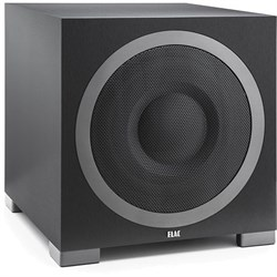 ELAC Debut Series S12EQ 1000 Watt Powered Subwoofer w/App...