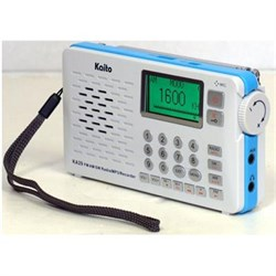 Click here for Kaito AM FM SW MP3 Player Recorder prices
