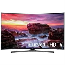 "Samsung UN49MU6500FXZA Curved 49"" 4K Ultra HD Smart LED T..."