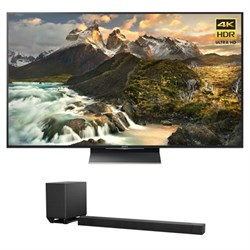 Sony XBR-65Z9D - 65-inch 4K UHD LED TV w/ Sony 7.1.2ch Do...