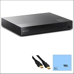 Sony BDP-S6500 4K Upscale 3D Blu-Ray Player + Bundle E2SNBDPS6500