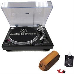 Audio-Technica ATLP120USB Professional Stereo Turntable w...