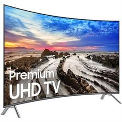"Samsung 65MU8500 65"" Curved 4K Smart LED TV"