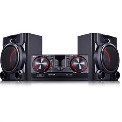 LG CJ65 900W Hi-Fi Shelf System