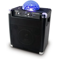 Ion Audio Party Rocker Live Bluetooth Portable System wit...