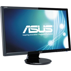 "Asus VE247H 23.6"" Full HD 1080p Widescreen 2ms LCD Monito..."