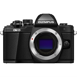 Olympus OM-D E-M10 Mark II Mirrorless Micro Four Thirds D...