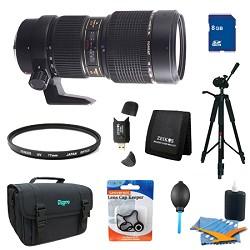 Tamron SP AF70-200mm F/2.8 Di LD [IF] Macro Lens Pro Kit For Nikon AF