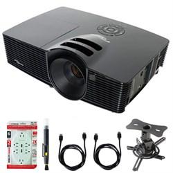 Optoma Full 3D SVGA 3500 Lumen DLP Projector S341 w/ Moun...