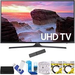 "Samsung 65"" 4K Ultra HD Smart LED TV 2017 Model  with Ter..."