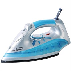 Click here for Brentwood BTWMPI60 Nonstick Steam/Dry  Spray Iron... prices