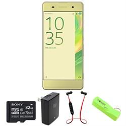 Sony Xperia XA 16GB 5-inch Smartphone, Unlocked - Lime Go...