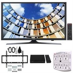 Samsung UN49M5300- 49-Inch Full HD Smart LED TV w/ Wall M...