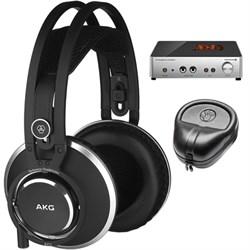 AKG ACOUSTICS Master Reference Closed-Back Studio Headpho...