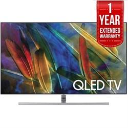 """Samsung QN55Q7F 55"""" 4K Ultra HD Smart QLED TV (2017 Model..."""