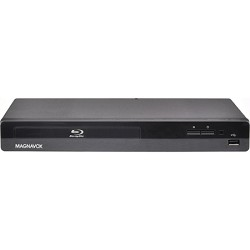 Magnavox Blu-ray Disc Player with Built-In Wi-Fi (MBP5320F/F7) Manufacturer Refurbished MAGMBP5320
