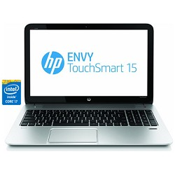Hewlett Packard Envy TouchSmart 15.6 15-j150us Notebook PC - Intel Core i7-4700MQ Processor - PRICE AFTER $50.00 REBATE