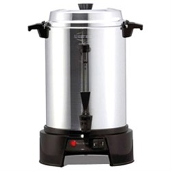 Focus Electrics West Bend 55-Cup Commercial Coffee Urn FOC13500