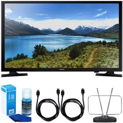 Samsung UN32J4000 32-Inch 720p LED TV (2015 Model) w/ Acc...