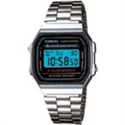 Click here for Casio A168W-1 Illuminator Watch prices
