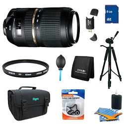 Tamron AF 70-300mm f/4.0-5.6 SP Di VC USD XLD Lens Pro Ki...