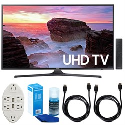 "Samsung 43"" 4K Ultra HD Smart LED TV (2017 Model) w/ Acce..."