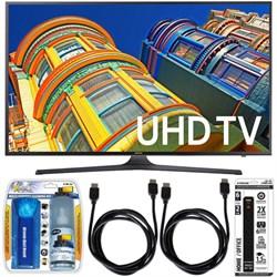 Samsung UN60KU6300 - 60-Inch 4K UHD HDR Smart LED TV Esse...