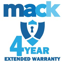 Mack 4 Year Extended Warranty Certificat f/ Blu-ray, DVD,VCR Valued up to $1000)*1042 MKDVD10004