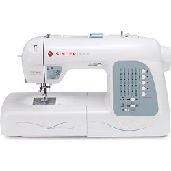 SINGER SEWING CO. Futura XL-400 Computerized Sewing and E...