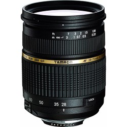 Tamron 28-75mm F/2.8 SP AF Macro  XR Di LD-IF For Canon, ...