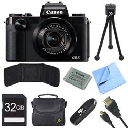 Canon PowerShot G5 X Digital Camera with 4.2x Optical Zoo...