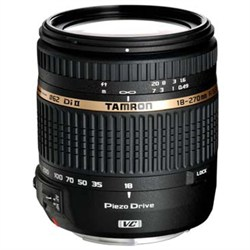 Tamron 18-270MM F/3.5-6.3 DI II VC PZD AF Lens For Canon ...