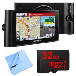 """Garmin dezlCam LMTHD 6"""" GPS Truck Navigator w/ Dash Cam 3..."""