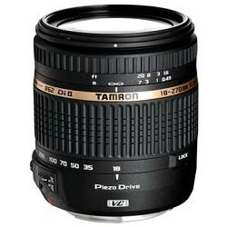 Tamron 18-270mm f/3.5-6.3 Di II VC PZD IF Lens w/Built in Motor for Nikon 6 yr Wrnty