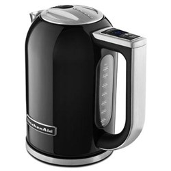 Click here for KitchenAid 1.7-Liter Electric Kettle in Onyx Black... prices