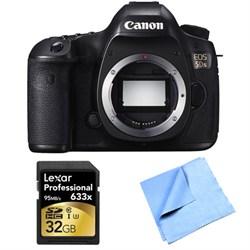 Canon EOS 5DS 50.6MP Digital SLR Camera (Body Only) Lexar...