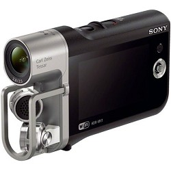 Sony HD Camcorder with Premium Audio - Music Video Recorder - HDR-MV1